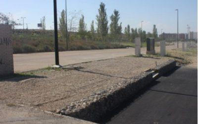 Acondicionamiento del recinto ferial Valdespartera para las Fiestas del Pilar 2018