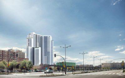 Grupo Grasa interviene en el proceso de construcción de Torre Zaragoza