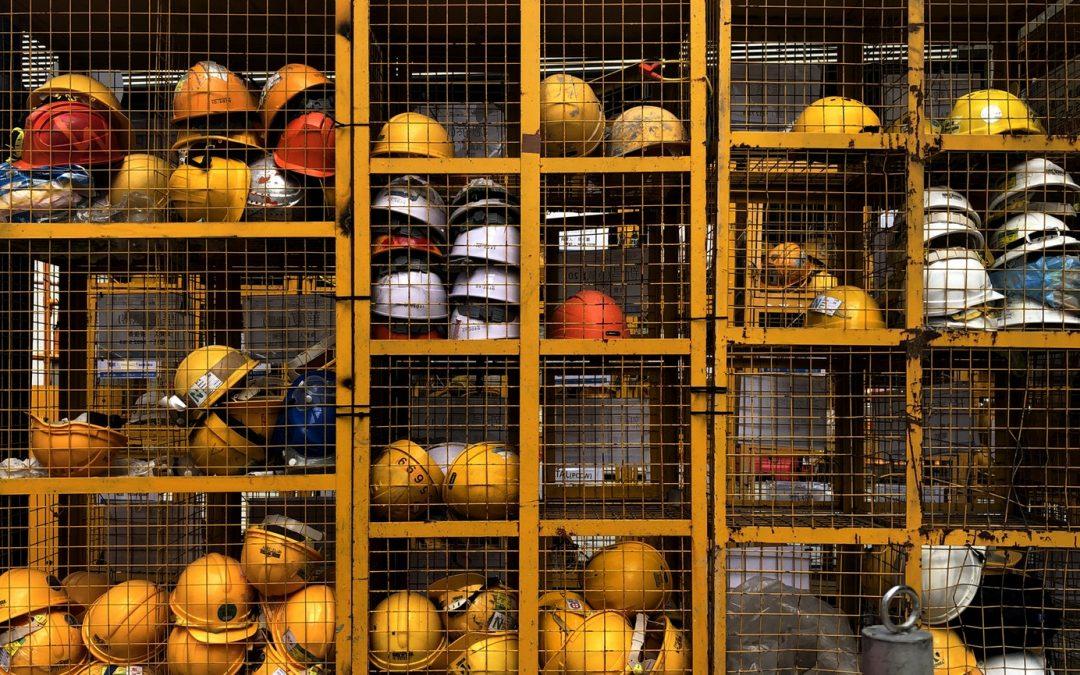 La seguridad en los trabajos de movimientos de tierras