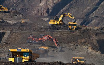 Tipos de minas y equipo necesario para minería