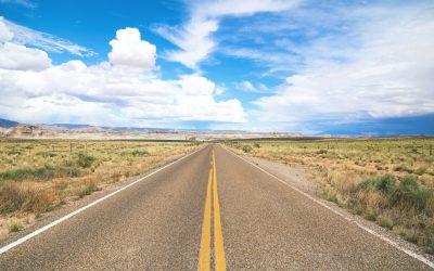 Diferentes tipos de asfalto para construir carreteras y autopistas